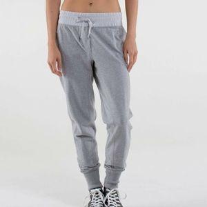Lululemon  Grey Jogger Pants Happy Yin Year Sweats